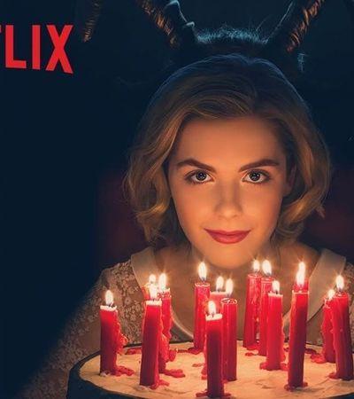 O Twitter está em festa com a versão sombria da nova série 'Sabrina'