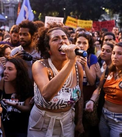 Sementes de Marielle: Talíria Petrone leva a política de mulheres negras para Brasília