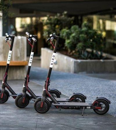 Uber lança serviço de patinetes elétricos e já estamos na contagem regressiva