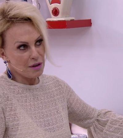 Ana Maria ensina a cozinhar feijão sem usar gás e internet critica: 'Problema é o preço do botijão'