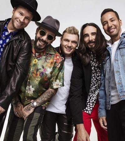 Com novo disco, Backstreet Boys afasta nostalgia ao anunciar turnê