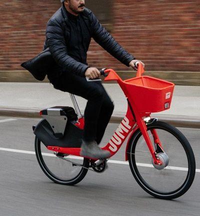 Jump, a bike elétrica da Uber chega ao Brasil. Saiba como usar o serviço