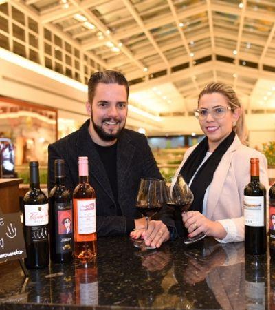 Estes brasileiros lançaram uma máquina de vinho que garante taças frescas e saborosas