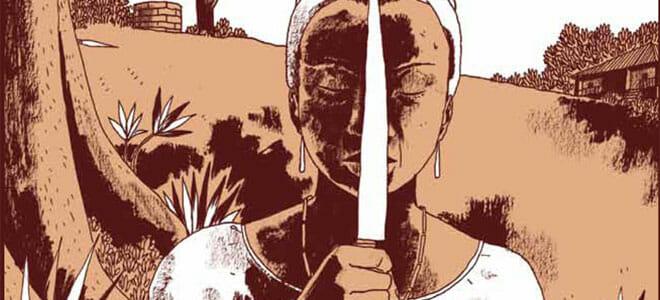 Marcelo D´Salete – A história negra em quadrinhos