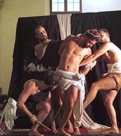 Grupo de teatro italiano recria obras de Caravaggio de forma impressionante