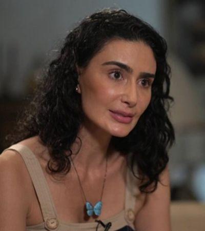 Atriz que já atuou na Globo instala câmeras pela casa com medo de ser morta por marido
