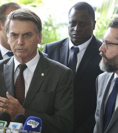 Ministro das Relações Exteriores diz que aquecimento global é trama marxista