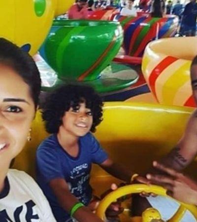Coração do filho do goleiro do Cruzeiro morto em acidente doméstico salva vida de bebê