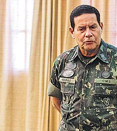 Futuro vice-presidente disse que acusado de violência doméstica não terá cargo no governo