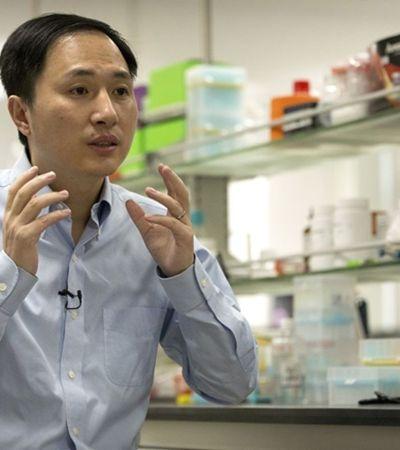 Primeiros bebês com genes editados do mundo já nasceram segundo este cientista chinês