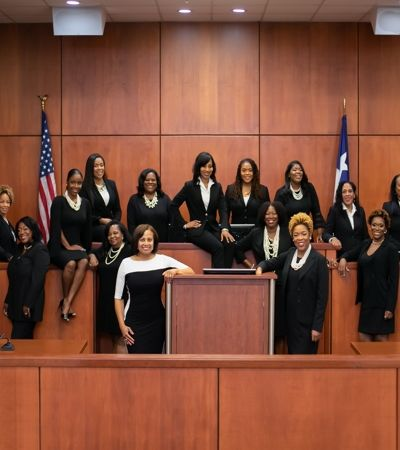 Recorde positivo: 19 mulheres negras foram eleitas juízas no Texas