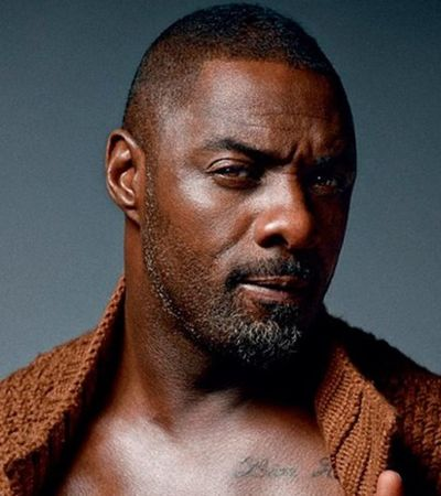 A eleição de Idris Elba como homem mais sexy do mundo é a melhor notícia do dia
