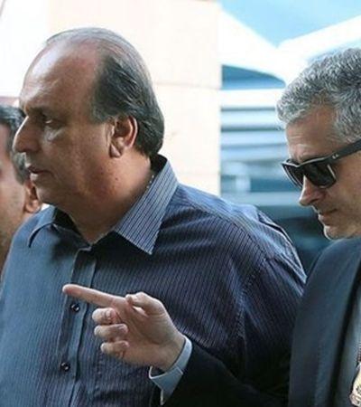Todos os governadores do RJ desde 1998 estão ou foram presos e isso diz muito