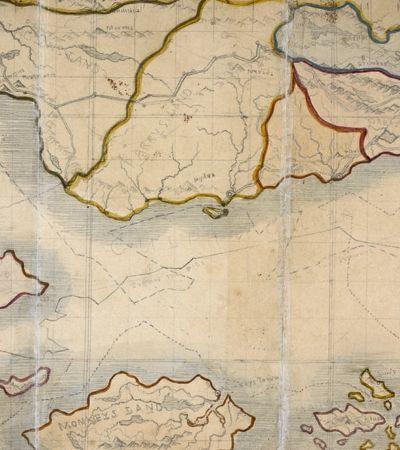 Atlas reúne mapas de grandes obra da literatura, com 'Senhor dos Anéis' e 'On The Road'