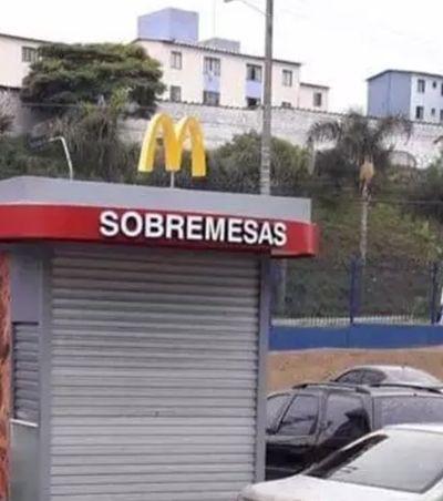 Professora emociona em post sobre alunos fascinados com chegada do McDonald's à quebrada