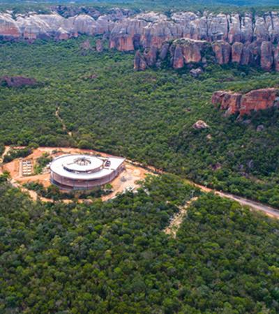 Brasil vai ganhar Museu da Natureza dentro do Parque Nacional da Serra da Capivara