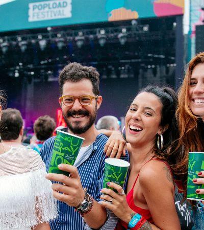 Popload Festival chega à 6ª edição com mistura de sons, drinks poderosos e line up pesado