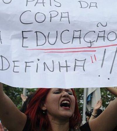 Brasil está em último lugar em ranking de avaliação de professores