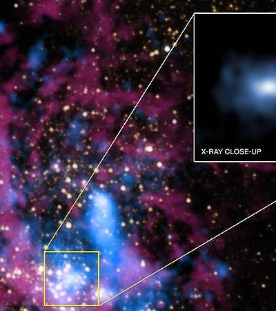 É oficial: a Via Láctea está sendo engolida por um buraco negro