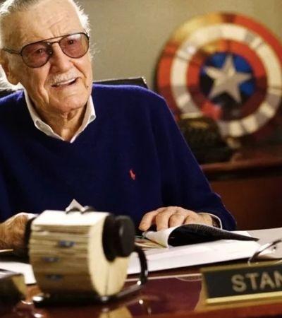 Filha diz que Stan Lee trabalhava em herói inédito pouco antes da morte