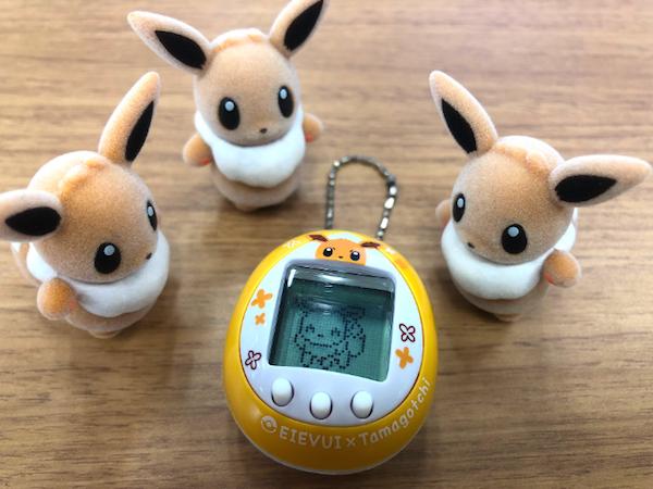 Tamagotchi pokemon 1