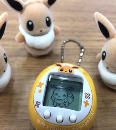 Tamagotchi fecha parceria com Pokémon para lançar Pokémon virtual