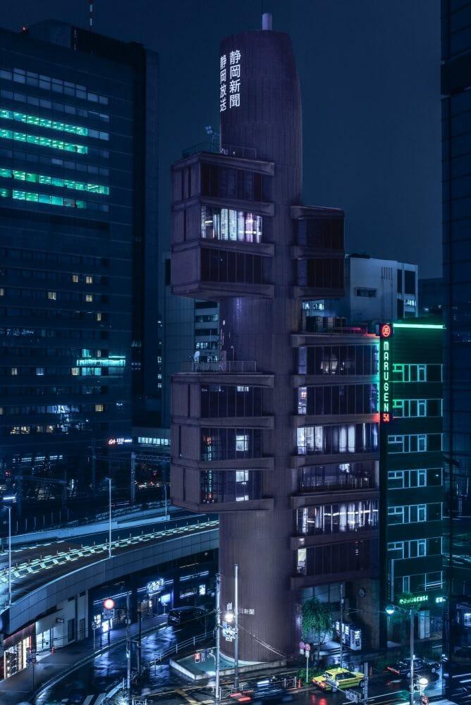 Tóquio Blade Runner 8