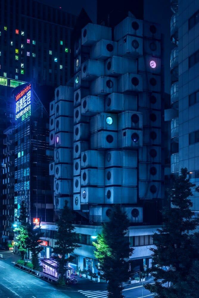 Tóquio Blade Runner 9
