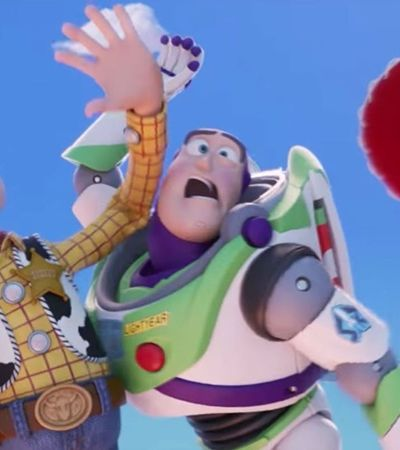 As 10 pessoas que piraram no trailer de 'Toy Story 4'