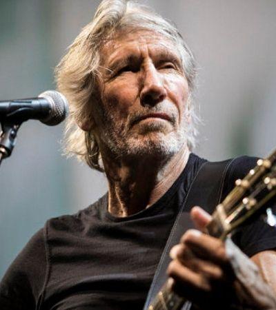 Após vaias no Brasil, Roger Waters é condecorado como 'cidadão ilustre' no Uruguai