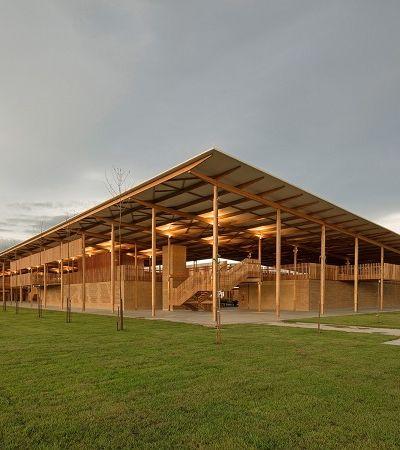 'Aldeia das Crianças': projeto de escola rural no Tocantins vence prêmio internacional de arquitetura