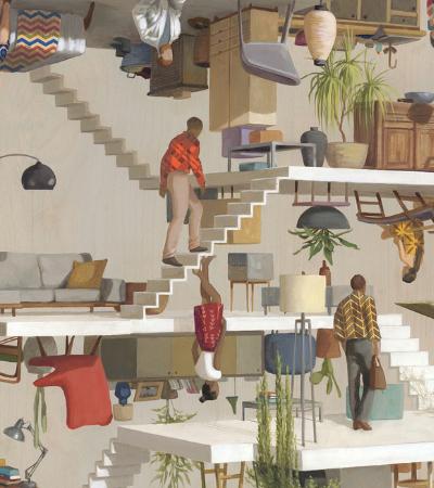 Sonho ou nova visão de mundo? Conheça a arquitetura fantástica proposta pela ilustradora Cinta Vidal