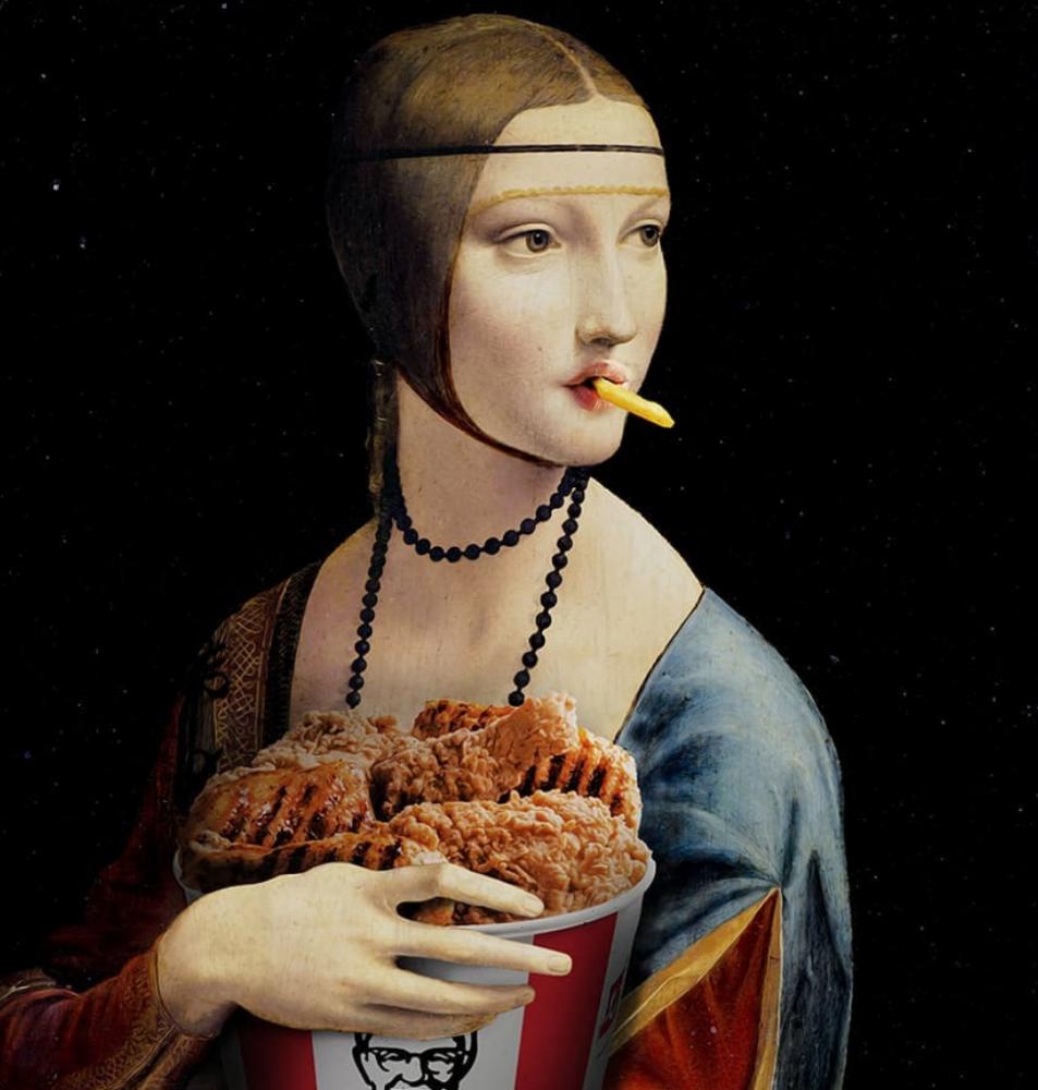 arte clássica moderna 10