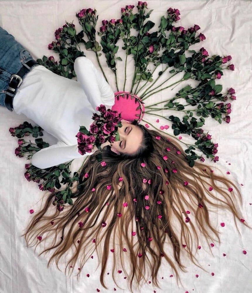 artista ensaio cabelo 11