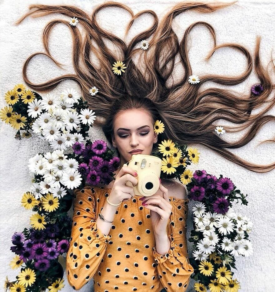 artista ensaio cabelo 12
