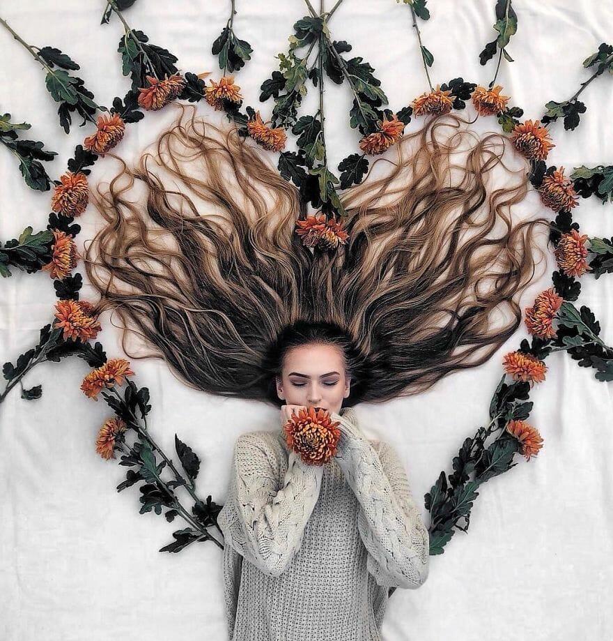 artista ensaio cabelo 7