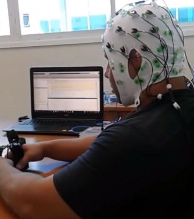 Aos 20 anos, brasileiro cria sistema para comunicação com pessoas em coma