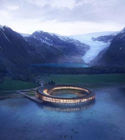 Conheça o primeiro hotel do mundo a produzir mais energia do que consome