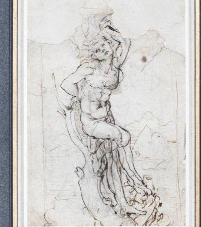 Desenho inédito de da Vinci deve ser vendido por mais de US$ 15 milhões