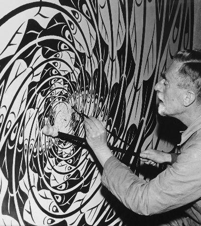 Escher explica seu processo criativo neste vídeo raro