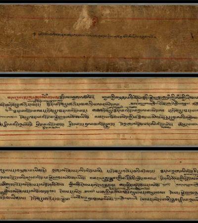 Maior coleção de textos budistas do mundo está disponível online