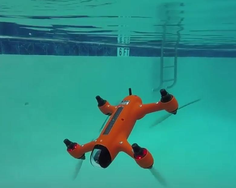 drone aquático 1