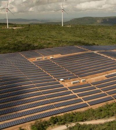 Piauí dá início à construção do maior parque solar da América do Sul