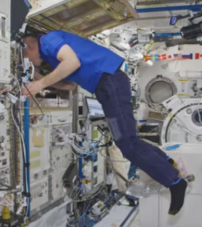 NASA lança primeiro filme de alta resolução 8K capturado do espaço