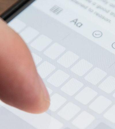 Esta dica simples vai ajudar a você a corrigir textos no iPhone