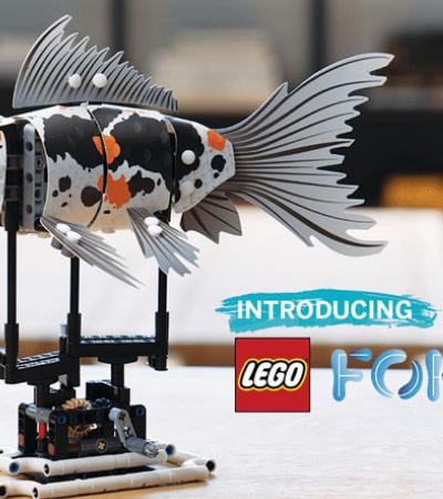 A LEGO finalmente criou um produto para adultos e é apenas maravilhoso