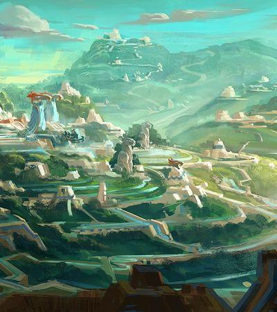 Netflix prepara série sobre civilização Maia no estilo 'Senhor do Anéis'