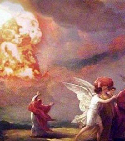 Sodoma e Gomorra podem ter sido destruídas por meteoro, aponta estudo