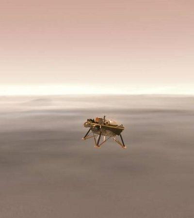 NASA vai transmitir pouso de nave em Marte; saiba como acompanhar