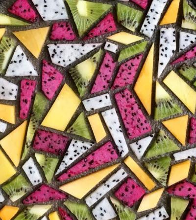 Conheça as tortas geométricas que são verdadeiras obras de arte
